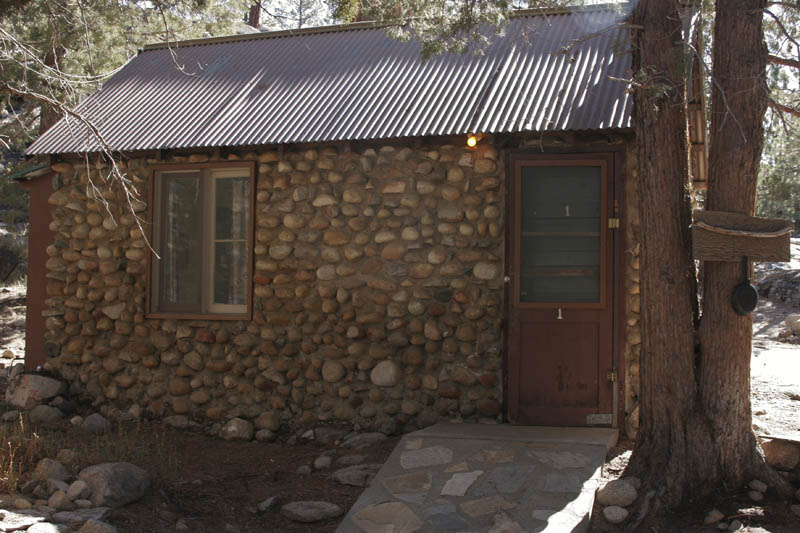 Cabin 1 - One Room