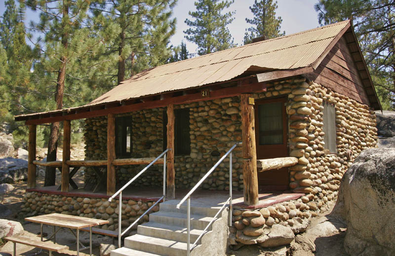 Cabin 21 - Two Bedroom