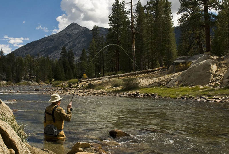 Photo gallery mono hot springs for Fly fishing guide jobs