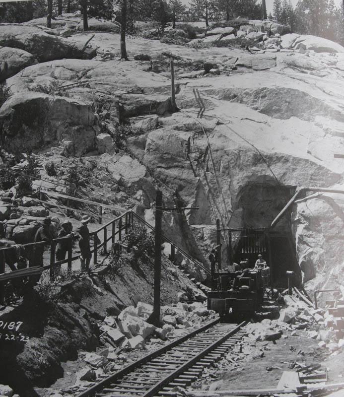 Ward Tunnel
