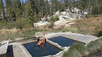 Iodine Pools