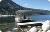 Edison Lake Ferry