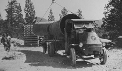 Mack Bulldog Truck