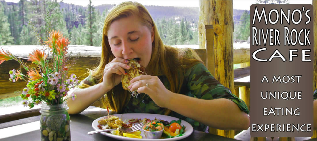 Mono River Rock Cafe - Unique Eating Experience