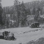 Kaiser Pass Road to Northern California's Mono Hot Springs