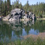 Vacation time at Mono Hot Springs, California