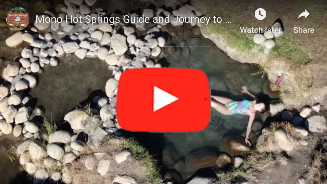 Video of Natural Hot Springs